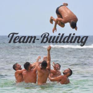 team-building business development course