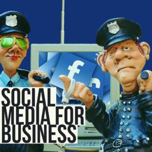 social media for business development course
